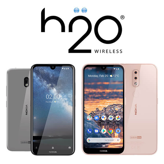 格安 SIM h2o Wireless