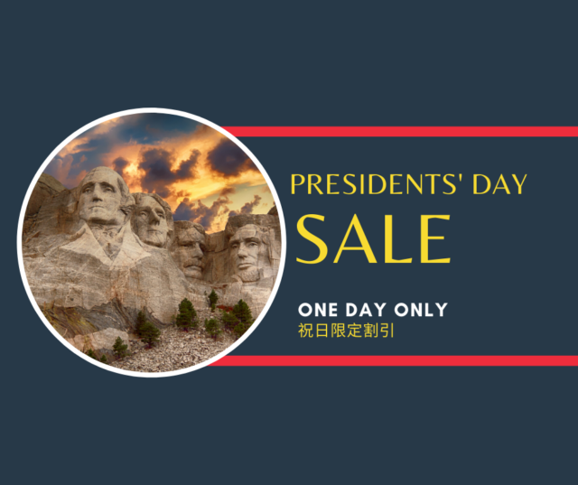 SALE_presidents' day